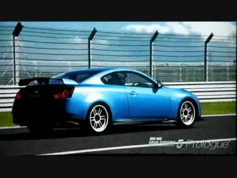 Gran Turismo 5 Prologue tuned cars sound compilation