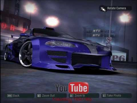 Need For Speed Carbon: Tuned Bonus Cars