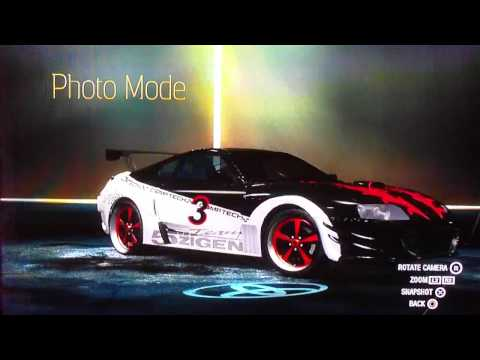 Need For Speed Undercover Tuned Customized Race Cars: Tokyo Style by twism Part 1