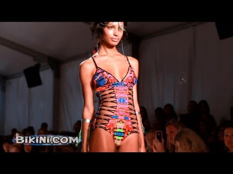 Mara Hoffman Swimwear 2011 Fashion Show