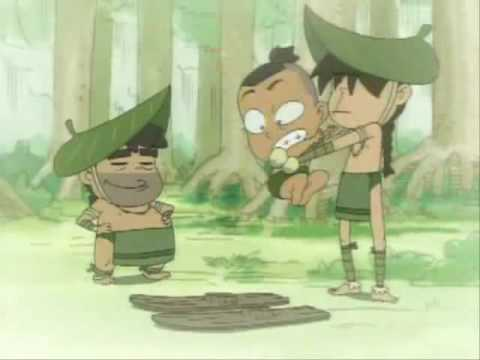 Avatar The Last Airbender - Mini Anime 3
